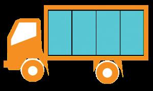 Full Truck Icon