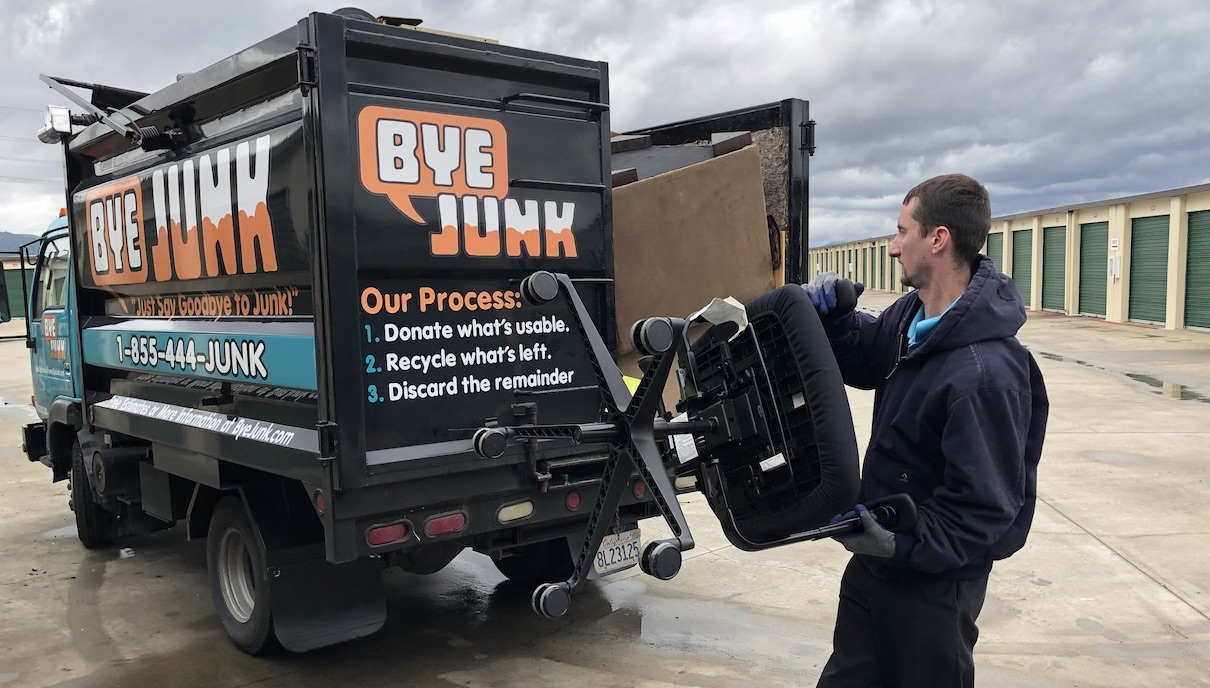 How Professional Junk Removal Benefits Property Managers | Bye Junk